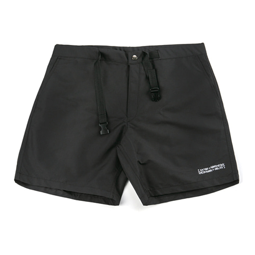 Ripstop Shorts - BLACK