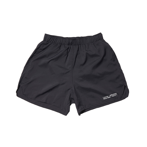 Safety Swim Shorts - BLACK