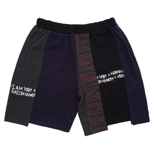 MADNESS MIX SHORTS - BLK/NVY/GREY