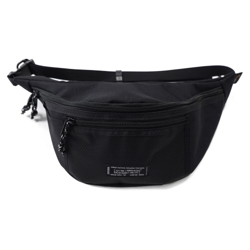 [18SS] IMXHB WAISTBAG - BLACK