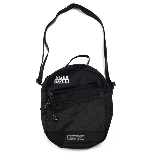[18SS] IMXHB TACTICAL SIDEBAG - BLACK